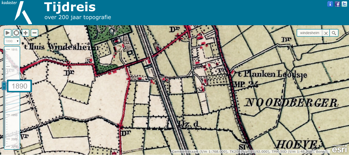 Topokaart_Windesheim_1890